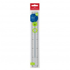Faber Castell Grip Lineal, 30 cm