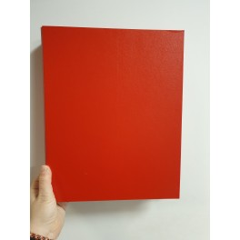 Ringbind Esselte A4, 2 ringe 25 mm, rød
