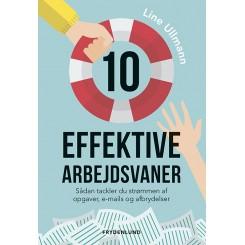 10 effektive arbejdsvaner