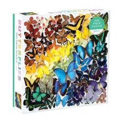 Rainbow Rainbow Butterflies, 500 brikker