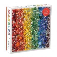 Rainbow Marbles, 500 brikker