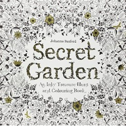 Malebog Secret Garden - An Inky Treasure Hunt and Colouring Book