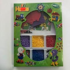 Hama MIDI activity box, kylling