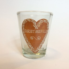 Snapseglas - Honningkage