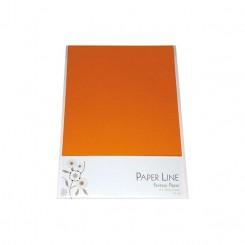 Paper Line, karton, 180 g, orange