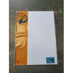 Tukan Karton A4, 190g, Turkisblå