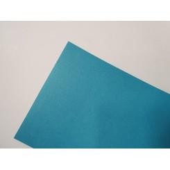Metallic papir A4, 120g, 10 ark, petroleum
