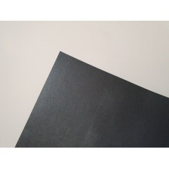 Metallic papir A4, 120g, 10 ark, sort