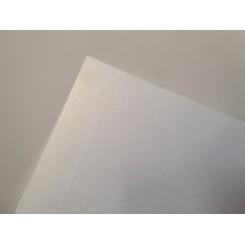 Metallic papir A4, 120g, 10 ark, hvid