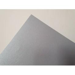 Metallic papir A4, 120g, 10 ark, sølv