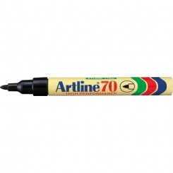 Artline 70, permanent marker, sort