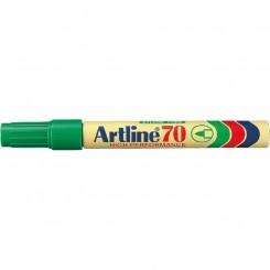 Artline 70, permanent marker, grøn