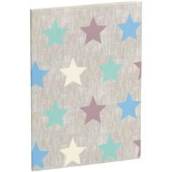Brevpapir, vintage stars