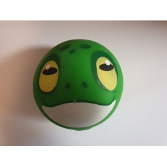 Squeeze dyr, grøn, 11cm