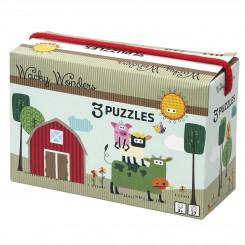Wacky Wonders 3 Puslespil