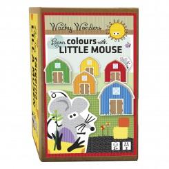 Wacky Wonders Lær farverne med Lille Mus