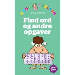 Kong Carlsen - Find ord-opgaver
