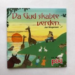Pixi-serie 126 - Pixi-biblen - Da Gud skabte verden