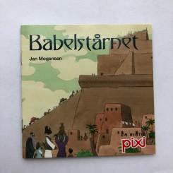 Pixi-serie 126 - Pixi-biblen - Babelstårnet