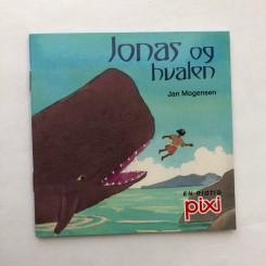 Pixi-serie 126 - Pixi-biblen - Jonas og hvalen