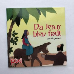 Pixi-serie 126 - Pixi-biblen - Da Jesus blev født