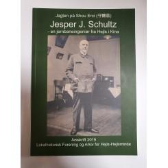 Jagten på Shou Erci (守爾慈): Jesper J. Schultz (1865-1943): en jernbaneingeniør fra Hejls i Kina