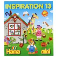 Hama inspirations hæfte 13
