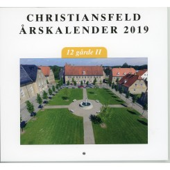Christiansfeld kalenderen 2019