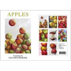 Æbler - 8 forskellige dobbeltkort