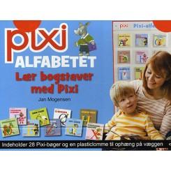 Pixi-alfabetet - Lær bogstaver med Pixi