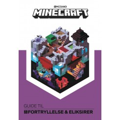 Minecraft - Guide til fortryllelse og eliksirer