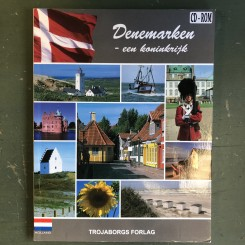 Denemarken - een koninkrijk med CD-ROM