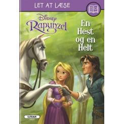 Let at læse: Rapunzel - En hest og en helt