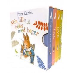 Peter Kanin - Min lille boks med bøger