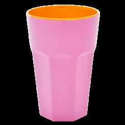 Rice Høj Melamin Kop - Pink