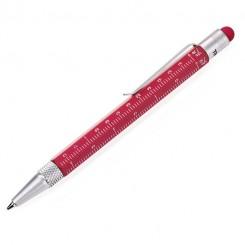 Troika Mini Construction pen, rød