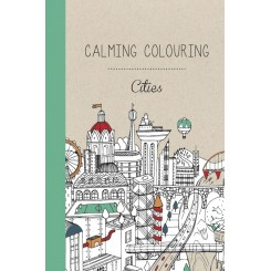 Malebog Calming Colouring CITIES