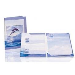 Rössler brevpapir, Flipper
