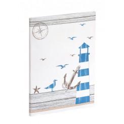 Rössler brevpapir, Sea World, A4