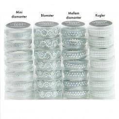 Artebene Gemstone Tape, 0,6 x 12 mm