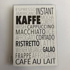 Kunstklods, Kaffe