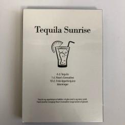 Kunstklods, Tequila Sunrise