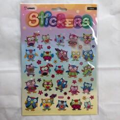Stickers, Ugler