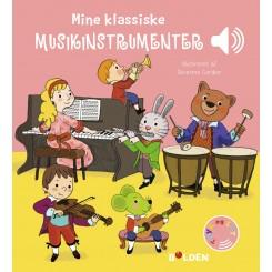 Mine klassiske musikinstrumenter