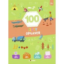 100 sjove opgaver - fra 7 år