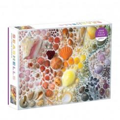 Puslespil Seashell, 2000 brikker