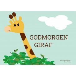 Godmorgen giraf
