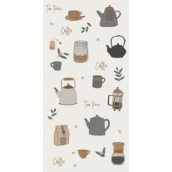 Serviet Tea Time/Coffee 16 stk