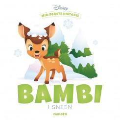 Min første historie: Bambi i sneen