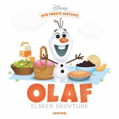 Min første historie: Olaf elsker skovture
